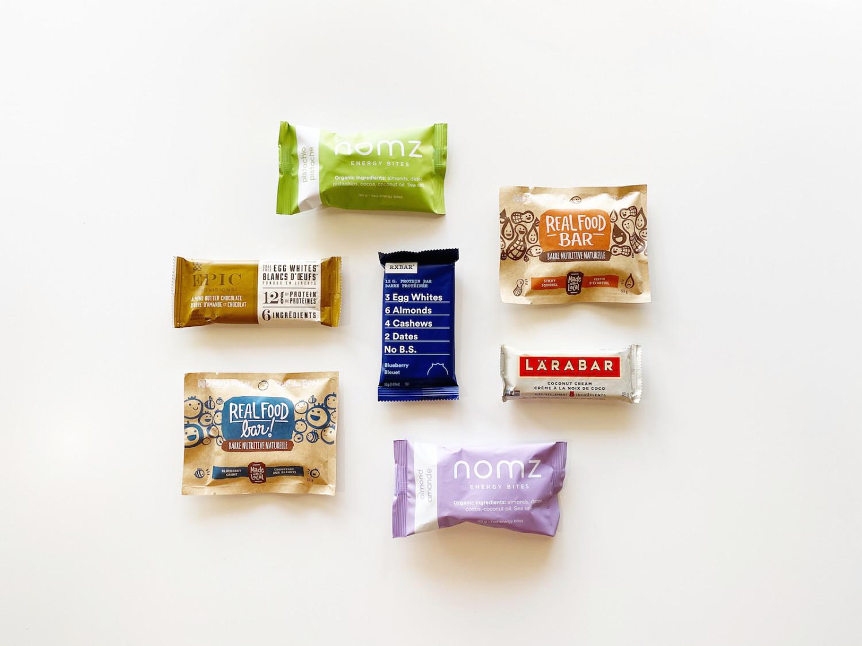 Healthy Nutrition Bars 101