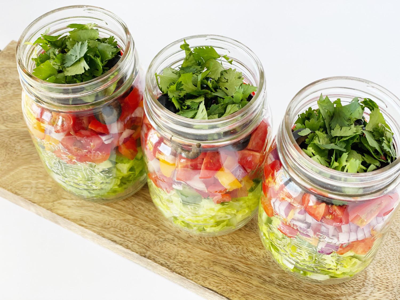 Tacoless Salad